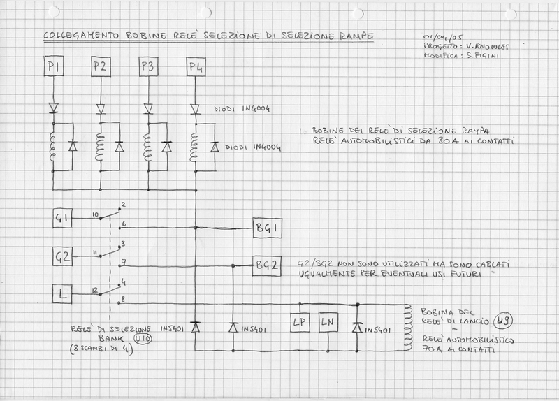 Schema Collegamento Bobina A Lancio Di Corrente : Schema collegamento bobina a lancio di corrente fare