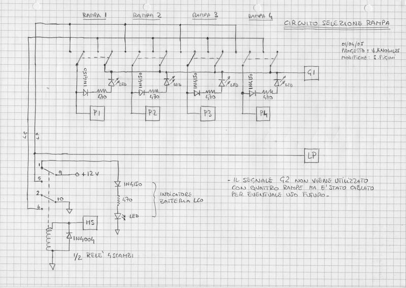 Schema Elettrico Per Interruttore : Schema elettrico per interruttore deviatore aggiustatutto
